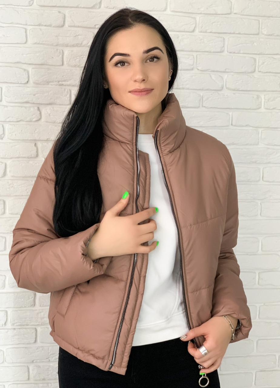 Жіноча весняна куртка 26-960