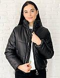 Жіноча весняна куртка 26-960, фото 2