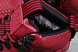 Зимние женские кроссовки 31462, Nike Air AF1 (мех), розовые [ нет в наличии ] р.(40-25,5см), фото 6