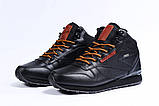 Зимові чоловічі кросівки 31482, Reebok Classic (хутро), чорні, < 41 42 43 44 45 46 > р. 45-29,0 див., фото 8