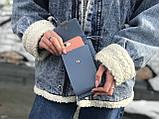 Жіноча маленька сумка з ремінцем, фото 5