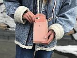 Пудровая женская сумочка на каждый день, фото 2
