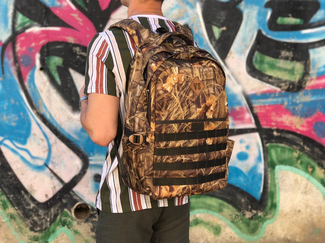 Практический мужской рюкзак