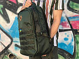 Надійний чоловічий рюкзак від виробника, фото 3