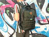 Надійний чоловічий рюкзак від виробника, фото 4