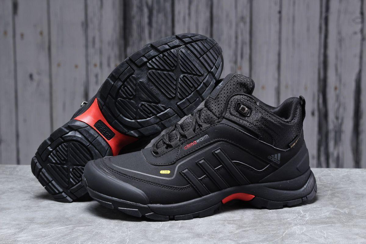 Зимові чоловічі кросівки 31711, Adidas Climawarm 350, чорні, [ немає ] р. 43-27,5 див.