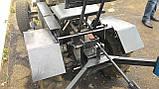 """Грабли для мототрактора мотоблочного """"Премиум"""" (1,5м), фото 10"""
