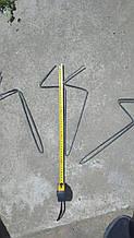 Грабліни, спиці для граблів Сонечко 4 мм