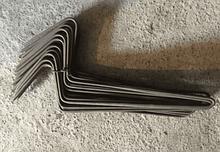Грабліни, спиці граблів Сонечко 6 мм (не оцинковані)