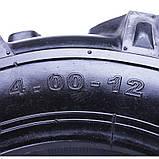 "Покрышка с камерой 4.00*12 ""елочка"" Вес 5.8 кг, фото 3"
