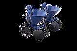 Картоплесаджалка дворядна ланцюгова до мототрактору Преміум (регульоване междурядие), фото 4