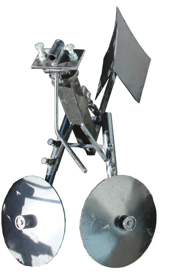 Картоплесаджалка оборотна (диски 360 мм) Преміум +передня частина зчеплення