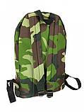 Рюкзак кож дно Камуфляж Зеленый, фото 2