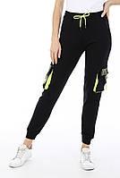"""Спортивні штани з накладними кишенями на дівчинку 128-176 см """"INDUS"""" купити оптом в Одесі на 7 км"""