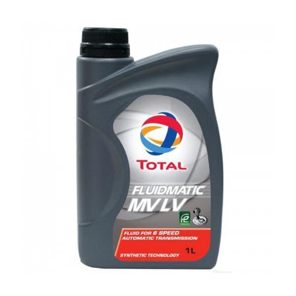 Трансмиссионное масло Total Fluid Matic MV LV  1л (199475)