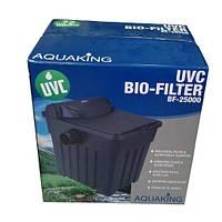 Проточный фильтр для пруда AquaKing Bio Filterbox BF-25000 с УФ стерилизатором