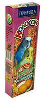 Ласощі Природа Колосок для папуги, бісквіт, 140г
