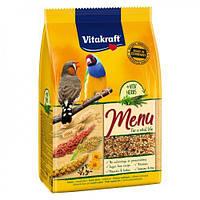 Корм Vitakraft Exotis для мелких экзотических птиц, 0.5 кг, 21318
