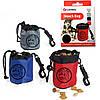 Мешочек для лакомств для дрессировки собак, нейлон Karlie-Flamingo Snack bag, 6,5х7 см