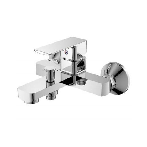 Змішувач для ванни і душа Haiba Kubus 009 euro HB0798