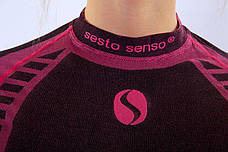 Женская термокофта Sesto Senso Active XL Розовая (sns0068), фото 3