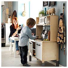 Іграшкова кухня IKEA DUKTIG Бежевий (603.199.72), фото 3