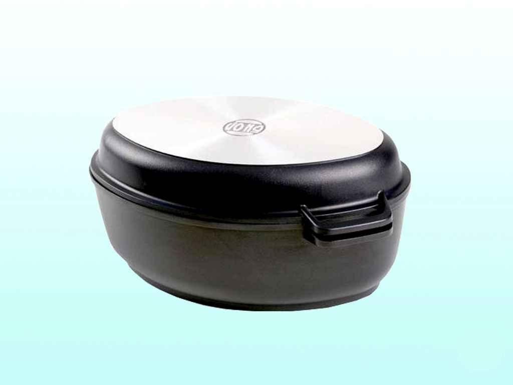 """Гусятница 6 литров с покрытием крышка-сковородка (утолщенное дно) (G601P/Г601П) """"БИОЛ"""""""