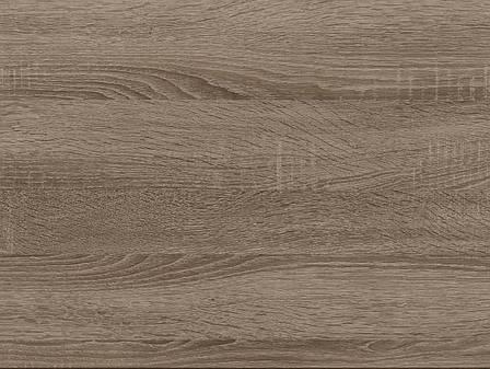 Компьютерный стол Ferrum-decor Скай 75x120x60 серый ДСП Дуб Сонома Труфель 16мм, фото 2