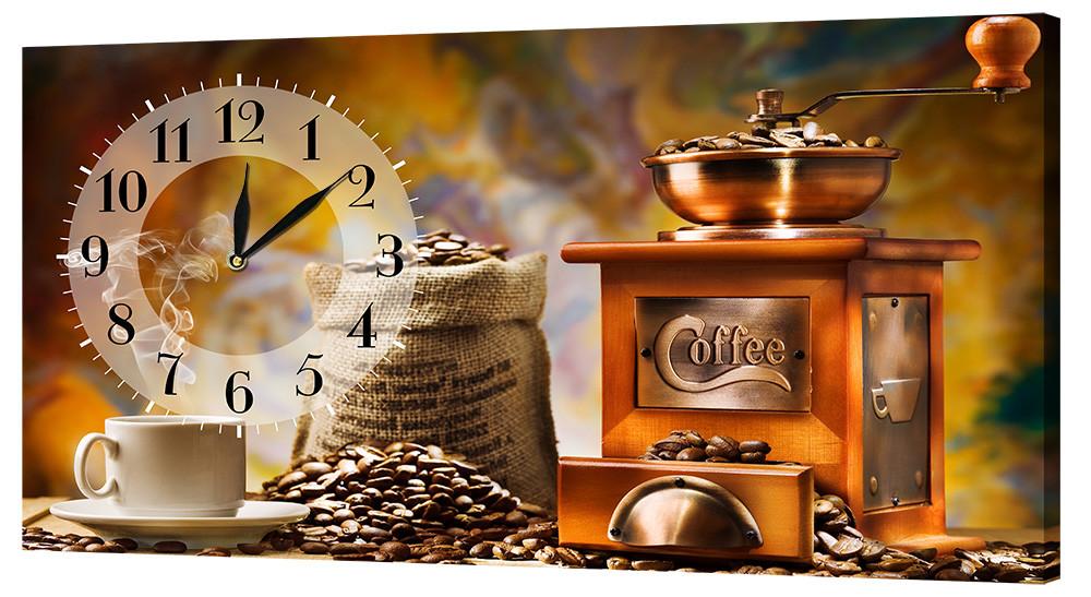 Настінні годинники Декор Карпати 53х29 Кави (53х29-0134)