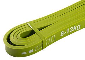 Эспандер-петля (резина для фитнеса и спорта) SportVida Power Band 3 шт 0-17 кг SV-HK0190-1, фото 2