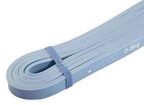 Эспандер-петля (резина для фитнеса и спорта) SportVida Power Band 3 шт 0-17 кг SV-HK0190-1, фото 3