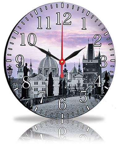 Настенные часы Декор Карпаты Город (33-71), фото 2