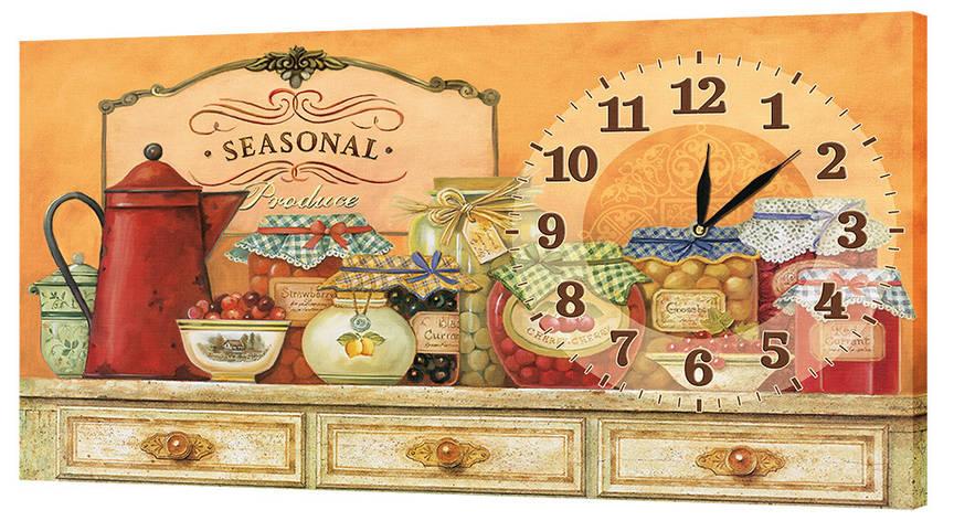 Настенные часы Декор Карпаты 53х29 (53х29-ch34), фото 2