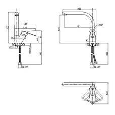 Змішувач для кухні Lidz (CRM)-16 37 007 06 Хром, фото 2