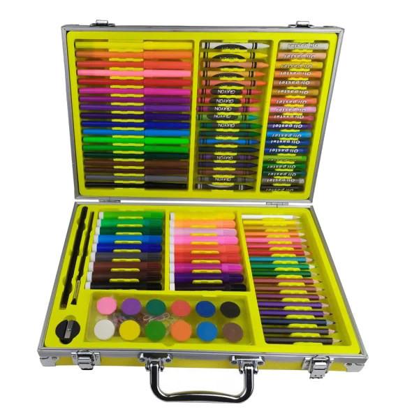 Творческий набор для рисования MK 2454 Желтый