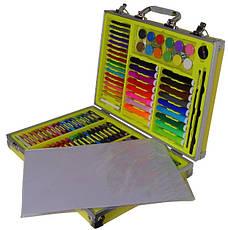 Творческий набор для рисования MK 2454 Желтый, фото 2