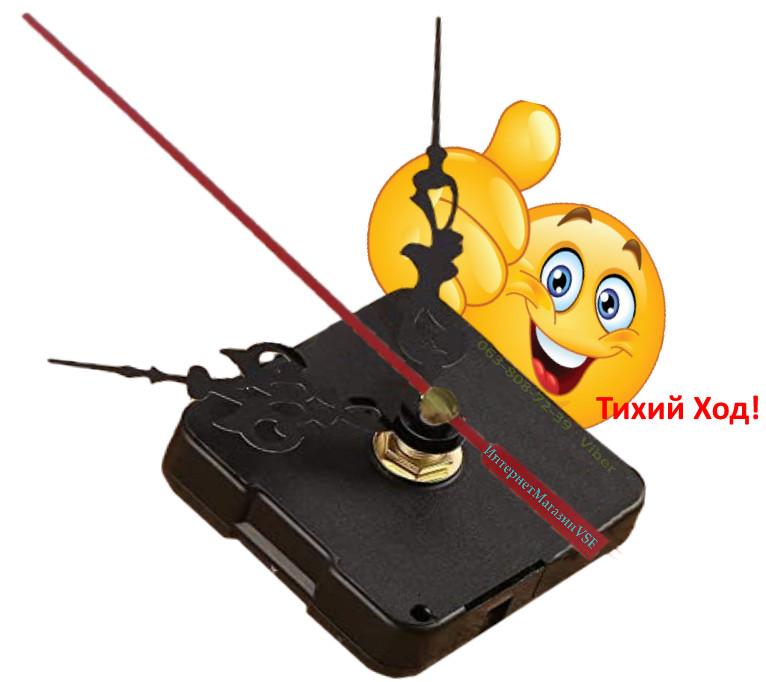 Бесшумный Часовые Механизмы со Штоком 12мм Резьбой 5 мм для Настенных Часов Календарей и Сувениров