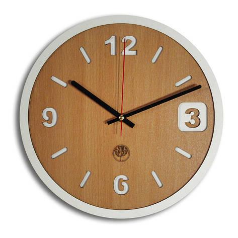 Настінні годинники Декор Карпати Loft Коричневий (UGT010B), фото 2