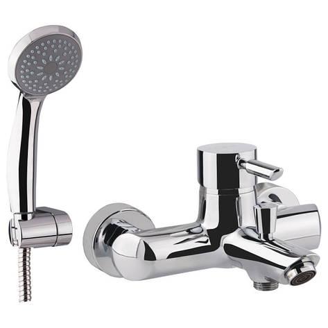 Змішувач для ванни Q-tap Elit СRM 006 SD00027904 Хром (5714), фото 2