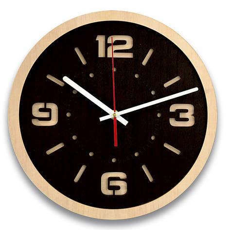 Настінні годинники Декор Карпати Loft (UGT014B), фото 2