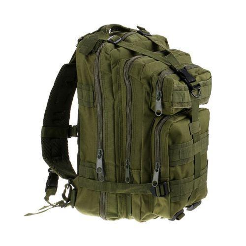 Рюкзак для походів на природу, риболовлю, полювання Molle Assault 20L Olive (006870)