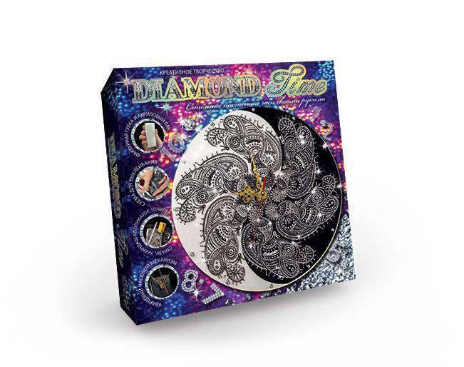 Набір креативного творчості Diamond Time рос Dankotoys (DTM-01-02)