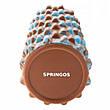 Массажный ролик (валик, роллер) Springos Mix Color 33 x 14 см FR0011, фото 2