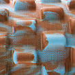 Масажний ролик (валик, роллер) Springos Mix Color 33 x 14 см FR0011, фото 3