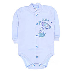 Боди Baby Party голубого цвета 14955 ТАТОSHКА