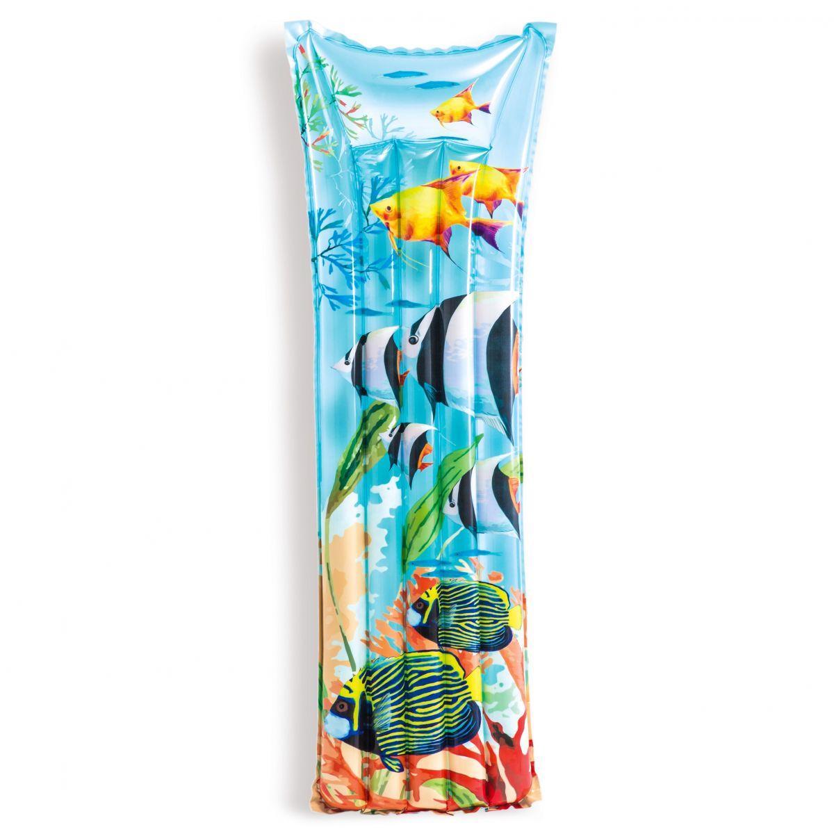 Матрас надувной Рыбки Intex (59720)