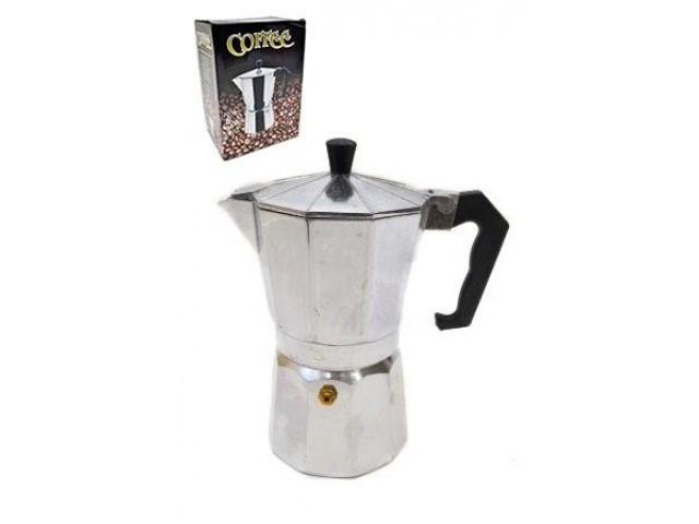 Гейзерная кофеварка Zauberg Bhp-a006 *42979