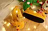 Тапочки Олени светло-коричневые 33-36