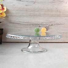 Скляна тортівниця на ніжці 32 см Pasabahce Патісерія (95117), фото 2