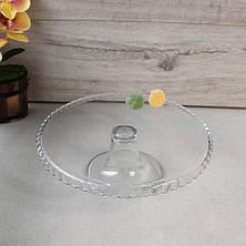 Скляна тортівниця на ніжці 32 см Pasabahce Патісерія (95117), фото 3